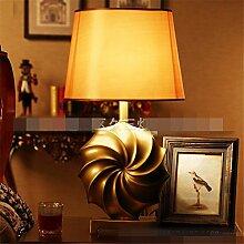 KAI Moderne Lampe einfach Ventilator lampe Hotel nachttischlampe,Button