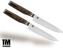 KAI Shun Premier Tim Mälzer Steakmesser-Set