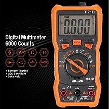 KAIBINY Multimeter Digital-Multimeter NJTY T21D
