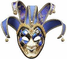 KAIDILA Halloween Maske kreative Clown Maske