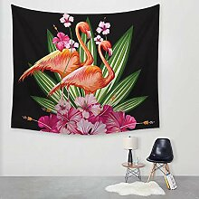 Kaige Tapisserie Flamingo Druck Tapete Wand Decke