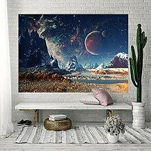 Kaige Tapisserie Sterne-Print hängenden Tuch