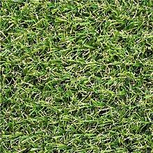 KAIRUI 25mm Pfahlhöhe Innen-oder Außenbereich Künstliche Grasboden Bodenbelag 1 Meter breiten Garten Rasen ( farbe : Autumn Grass , größe : 1m*8m )