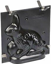 Kaiser 3D Backform Hase 0,5l, antihaftbeschichtet,