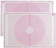 Kaiser Inspiration Fondant Backmatte, 60 x 40 cm,