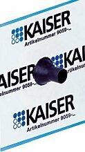 Kaiser Muffe HERMETICO für Rohr ø 15–22mm