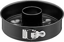 KAISER Springform mit Love-Rohrboden 26 cm KAISER Love gute Antihaftbeschichtung hohe Qualität gleichmäßige Bräunung durch  optimale Wärmeleitung