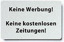 KaiserstuhlCard Magnet 2x Keine Werbung keine