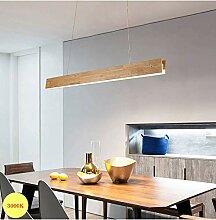 KAISIMYS LED Pendelleuchte Moderne Holz