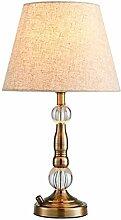 Kaiyitong Nachttischlampe - Die Schlafzimmer Lampe