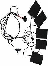 Kakiyi 2 in 1 oder 5 in 1 elektrische USB-Jacken