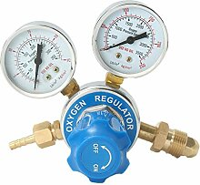 Kakiyi Druckminderer für Sauerstoff