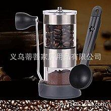 Kakiyi Manuelle Kaffeemühle einstellbare
