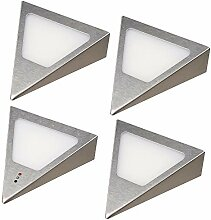 kalb   LED Unterbauleuchten Dreieck mit Sensor -