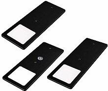 kalb | LED Unterbauleuchten schwarz 5W- sehr