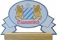 Kaltner Präsente Geschenkidee - Stammtisch Tisch