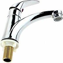 Kaltwasser Einhebel Armatur Wasserhahn für Bade Küche