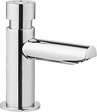 Kaltwasserhahn Kaltwasser Gäste WC Armatur Standventil selbstschließend