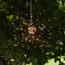 Kamaca LED SOLAR Gartenleuchte Hänger Firework