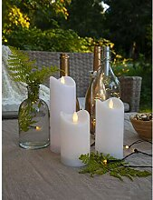 Kamaca Outdoor LED Kerzen im 3er Set
