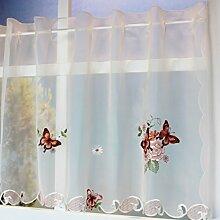 Kamaca Serie Lovely Butterflies bestickte