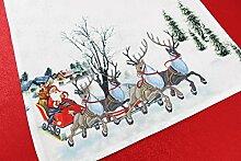 KAMACA Serie Weihnachtsmann und Rentiere