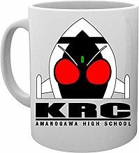 Kamen Rider Club Kaffeebecher Tassen Mug Cup