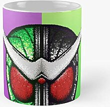 Kamen Rider Double Classic Mug - The Funny Coffee