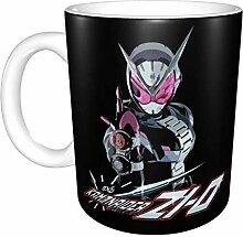Kamen Rider Zi-O Emblem Keramik Kaffeetasse