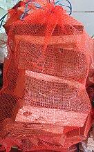 Kaminholz im Sack 12,5 cm³ Hartholzmix