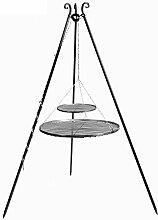 KAMINLICHT CookKing Schwenkgrill Tripod 180 cm,