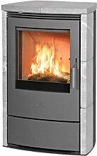 Kaminofen / Dauerbrandofen Fireplace Meltemi Speckstein 7/8kW