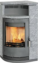 Kaminofen / Eckkaminofen Fireplace Lyon Speckstein