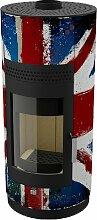 Kaminofen / Holzofen Flags - Union Jack 6kW