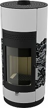 Kaminofen / Holzofen Living - Black Lace 2.0 6kW