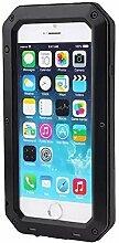 KAMPO iPhone 7 Hülle, Gorilla Glas