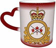 Kanadische Armee Farbwechsel Sternenhimmel Becher