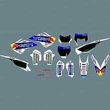 KANCK Motocross-Aufkleber Hochwertige Aufkleber