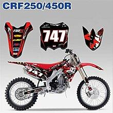 KANCK Motocross-Aufkleber