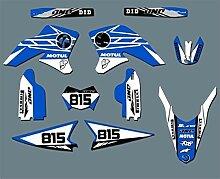 KANCK Motocross-Aufkleber Motorrad-Grafik