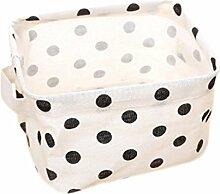 Kanggest 1 Stück make up tasche Aufbewahrungsbox