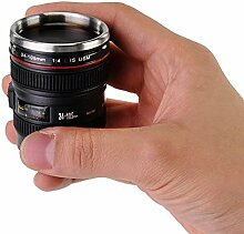 Kangkang Caneca Copos Mini-Kameraobjektiv-Tasse,