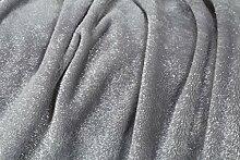 Kanguru Decke Weich Fleece, mit eleganten Glitzer.