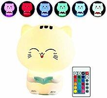 KangYD 3D Nachtlichter für Kinder LED-Leuchten