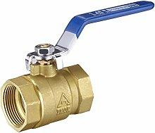 KANJJ-YU pumpe Messingkugelventil Plumbing