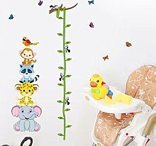 Kann Höhe Aufkleber Kinderzimmer Kindergarten
