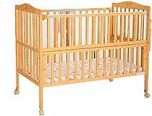 Kanqingqing Babybett Kinderbett massiv