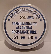Kanthal A1Typ Widerstand Draht-(24AWG)
