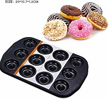 KAOPAN 12 sogar Donut Form Kuchen backen runden
