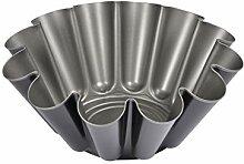 Kap Delices 6moul253Briocheform, Metall grau